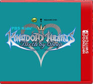 PBS Kids' Kingdom Hearts Birth by Sleep (Nintendo Switch)
