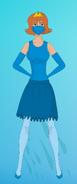 Sandra Delfini (Star Teens Unite!)