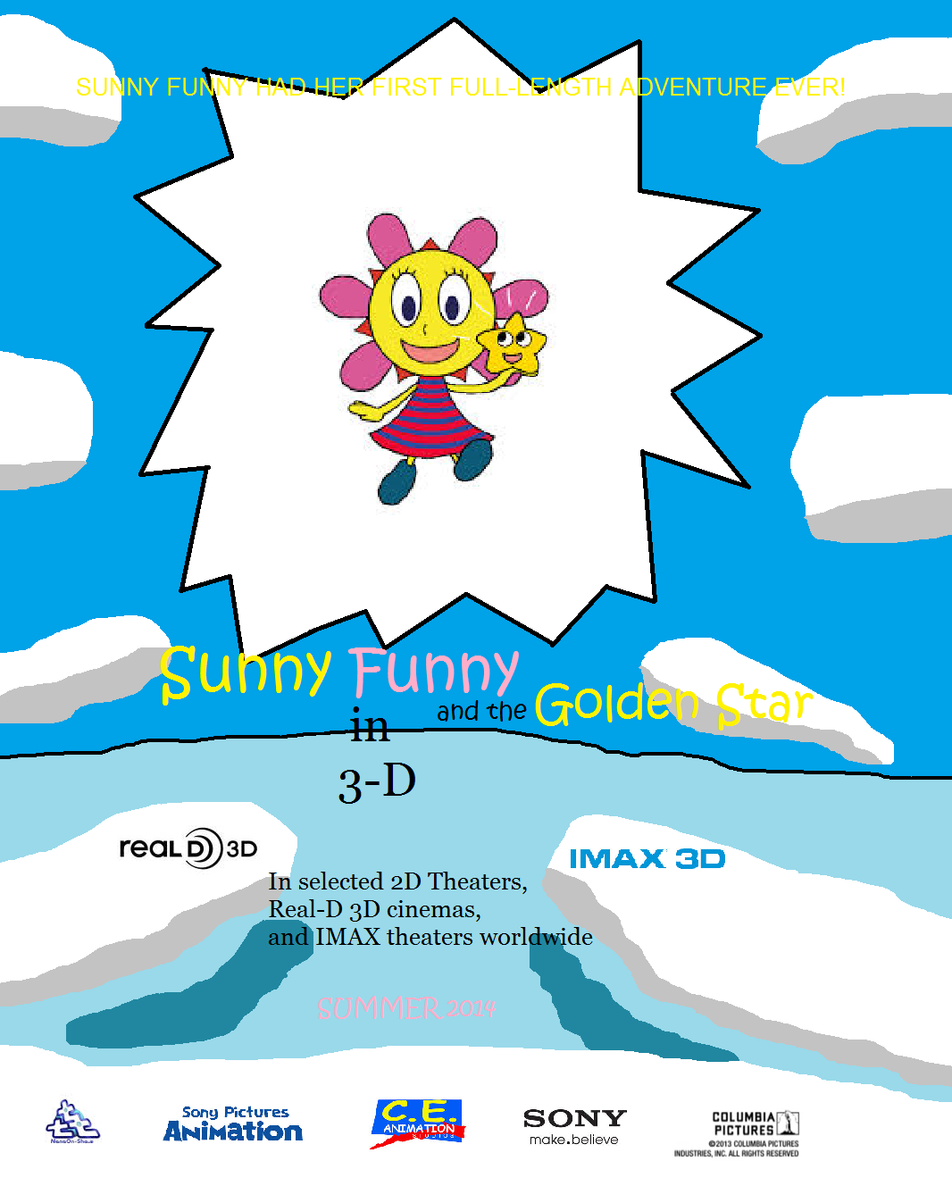 Sunny Funny and the Golden Star