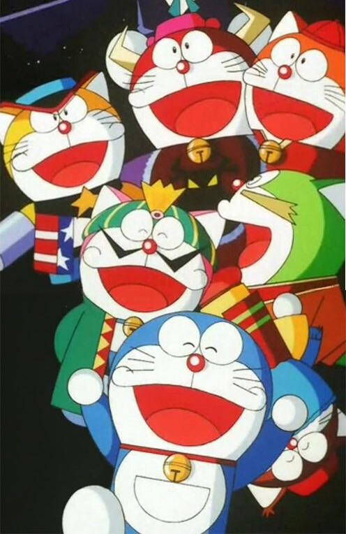 Doraemon and the Case of the Stolen Magic Emerald