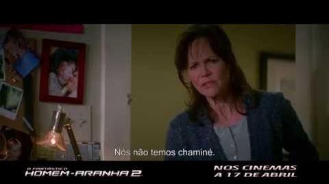 """""""O Fantástico Homem-Aranha 2"""" - TV Spot 2 (Portugal)"""