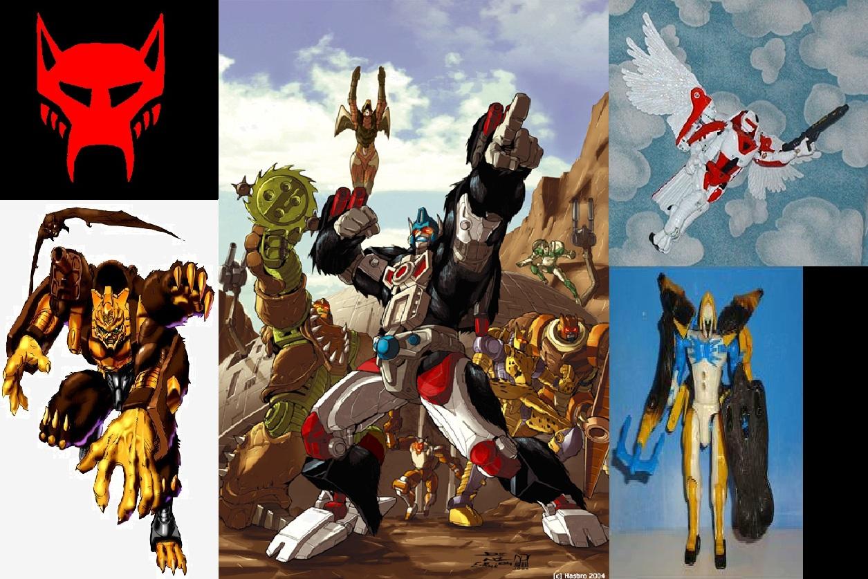 Beast Wars: Transformers: Unlimited