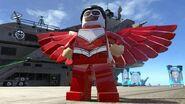 Lego Falcon