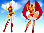 Teresa Parker the Iron Phoenix