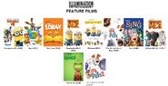 Illumination feature films 4