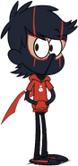 Toby the Red Ninja