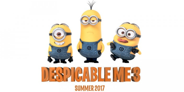 Despicable Me 3 (2017 Animated Film)