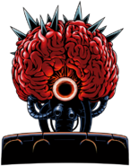 Mother Brain (MZM Drawing)