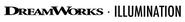 Dreamworks and illumination logo