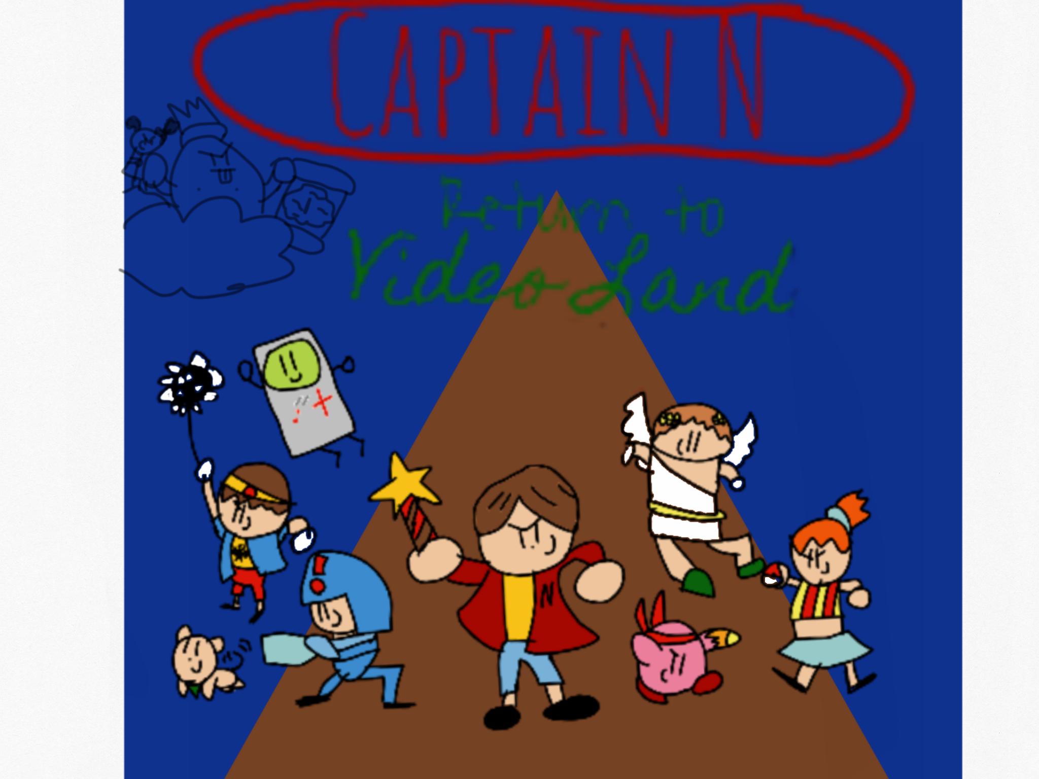 Captain N: Return to Videoland
