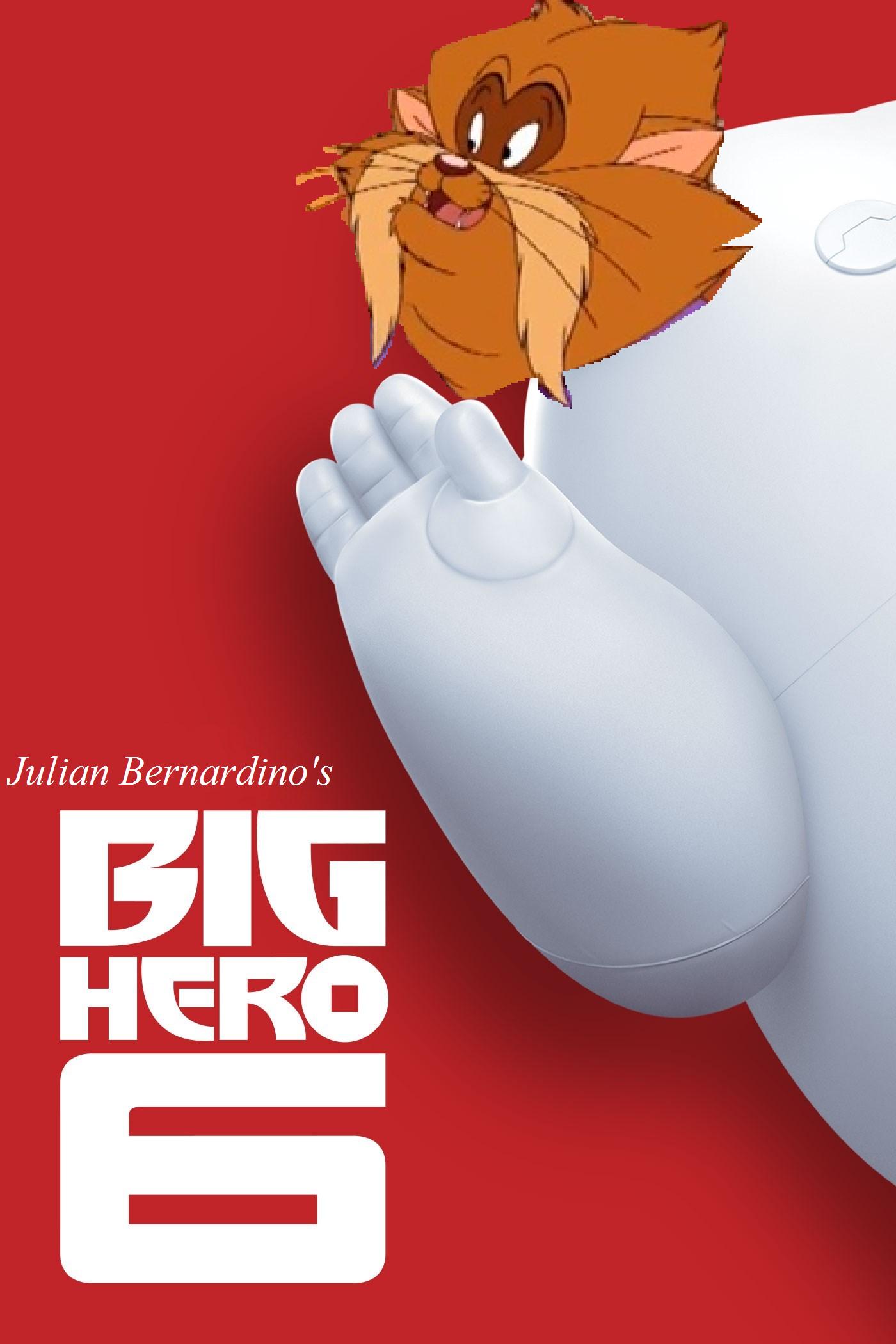 Big Hero 6: Chapter 2