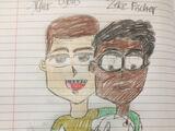 Tyler and Zeke