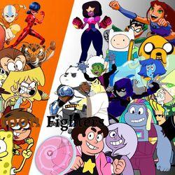 Cartoon Fighters