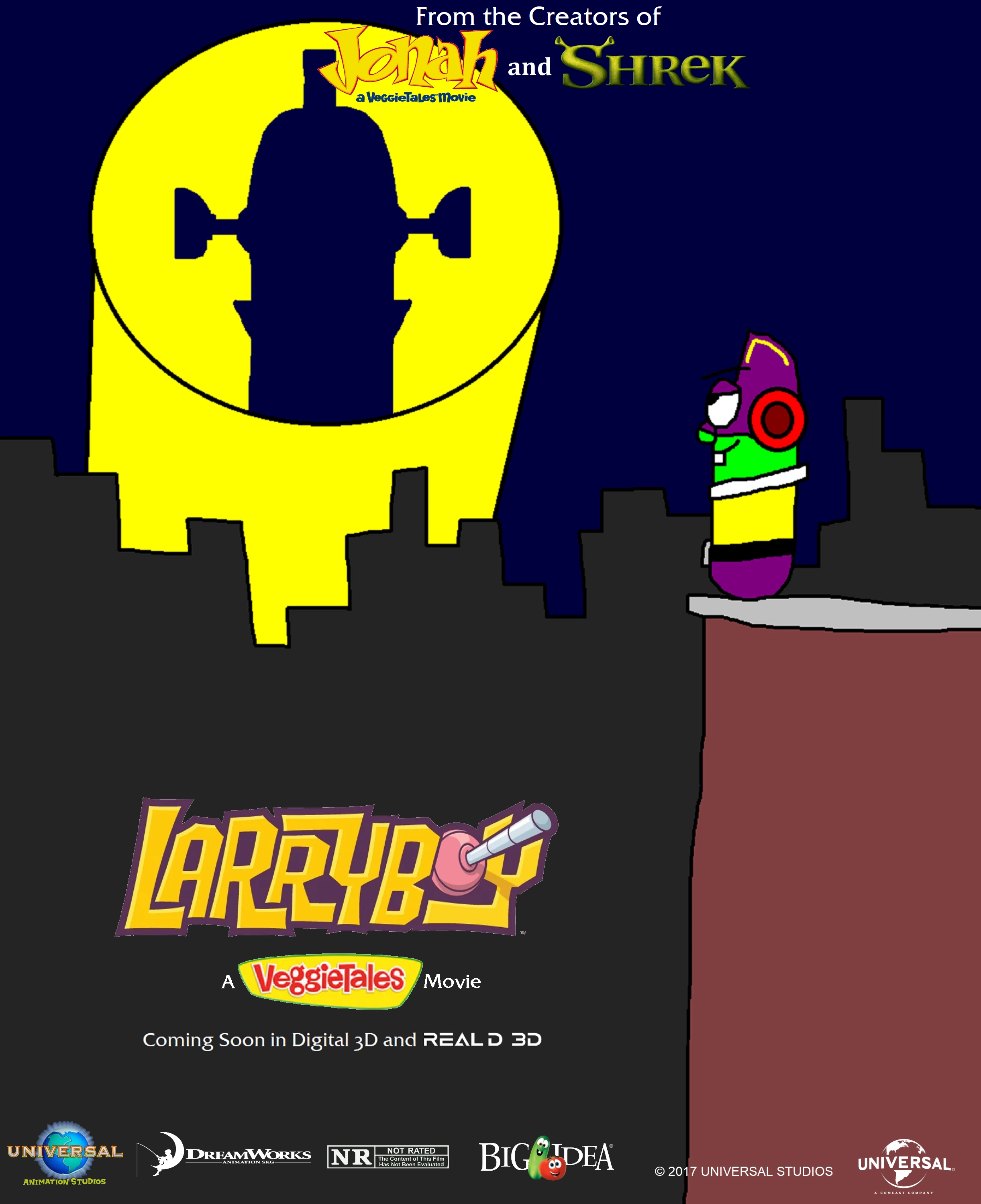 LarryBoy: A VeggieTales Movie