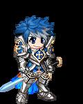 Mordecai as Knight
