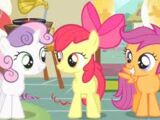 The Cutie Mark Crusaders Great Adventure: An Equestria Girls Movie