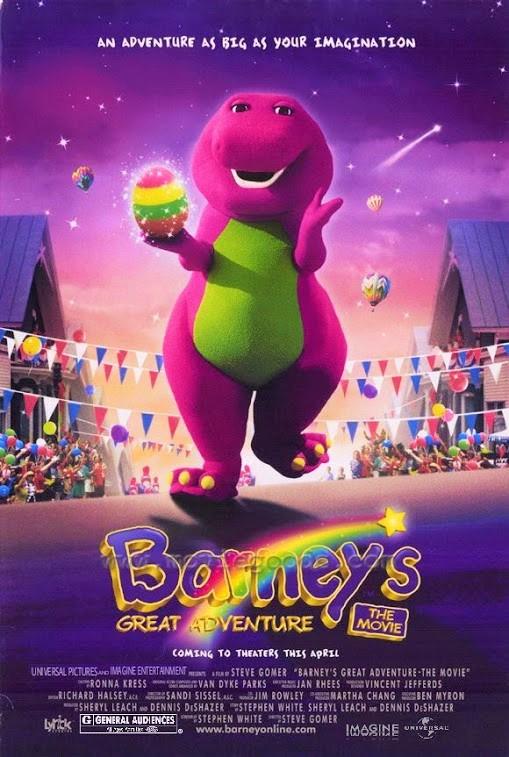 Barney's Great Adventure (2000 film)
