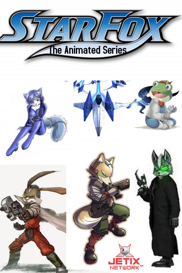Star Fox:The Animated Series