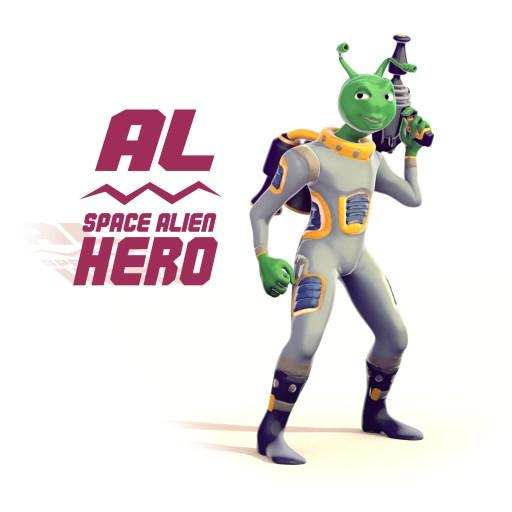 Al the Space Alien Hero (franchise)