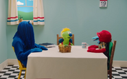 Favorite Color Puppets