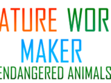 Creature World Maker Expansion Pack: Endangered Animals