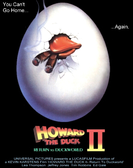 Howard the Duck II: Return to the Duckworld