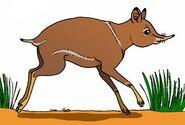 Sengazelle (SciiFii)