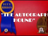 The Autograph Hound (1939) 1946 Blue Ribbon Reissue (Fanmade)