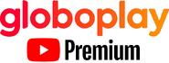 Globoplay at YouTube Premium print logo 2023