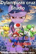 Mario and Luigi Los Angeles The Movie Film