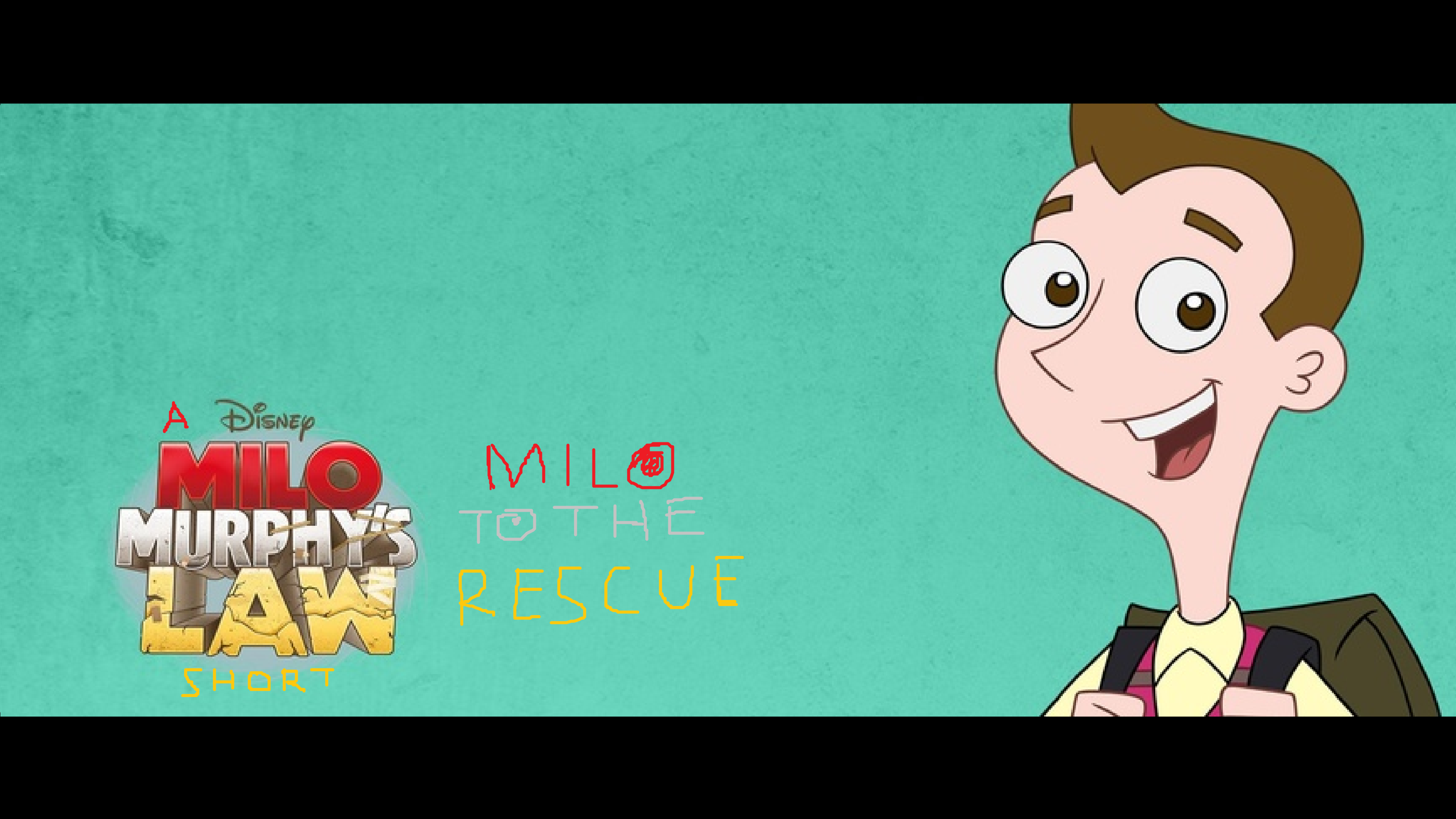 Milo to the Rescue