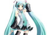 Hatsune Miku in V5 (featuring manually recorded speeches)