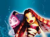 Dreamworks' Shark Tale: Angie & Lola