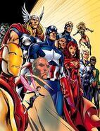 Avengers (Marvel Comics) vol 3 num 38