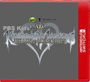 PBS Kids' Kingdom Hearts Chain of Memories (Nintendo Switch)