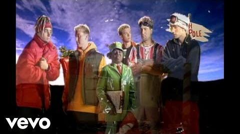*NSYNC - Merry Christmas, Happy Holidays (Videoclip)