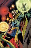Doctor strange comic art 01