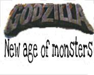 Godzilla- New age of monsters logo