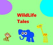 Wildlife tales poster