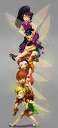 Fairies by tokunaga3046-d7itccz
