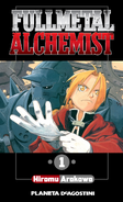 Fullmetall Alchemist PlanAgo 1