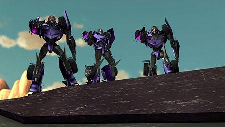 List of Transformers Ultimate Showdown! Enemies