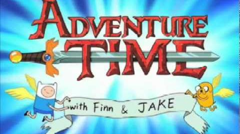 Adventure Time Credits Music - (Island Song) - 8bit Chiptune Version