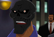 Black Mask BUTRH 001
