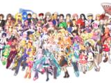 Vocaloid All Stars