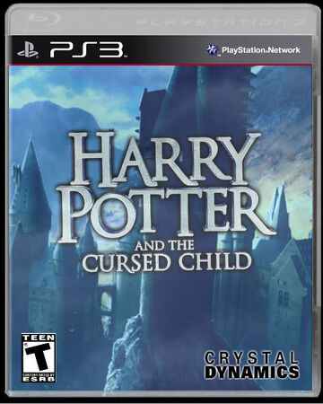 Harry Potter And The Cursed Child Video Game Idea Wiki Fandom