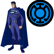 Superman (Blue Lantern)