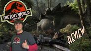 The Lost World Jurassic Park (1997) REVIEW - THE JURASSIC PARK LEGACY PART 2