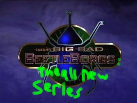 Big Bad Beetleborgs: The All New Series