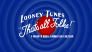 Looney Tunes closing (Blue and Red)
